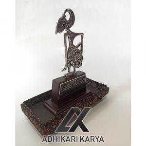 Plakat Miniatur Wayang Arjuna
